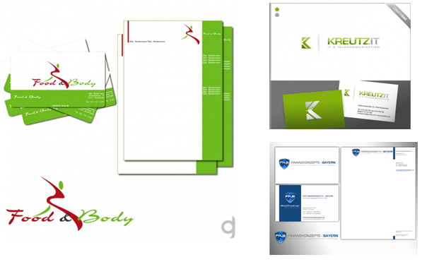 Corporate Design Für Existenzgründer Designonclick Com