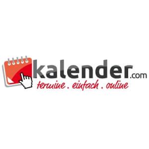 Logo for online calendar 'kalender.com'