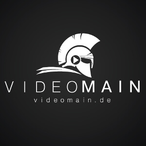 Logo for Videomain.de