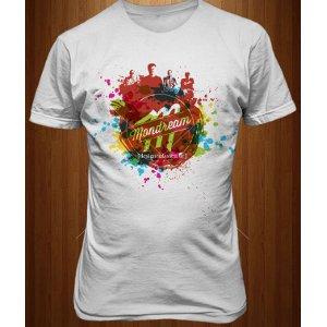 Rock/ Pop Band Mondream needs T-shirt design