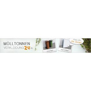 New HEAD for website 'Mülltonnenverkleidung24.de'