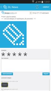 App von designenlassen.de
