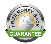 prize-money back guarantee