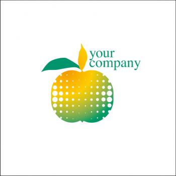 logo #346149