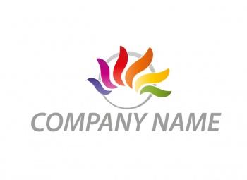 logo #395445