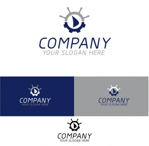 logo #456764
