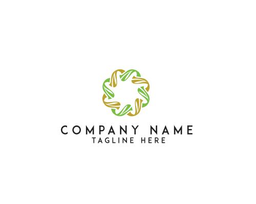 logo #457797