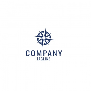 logo #548397