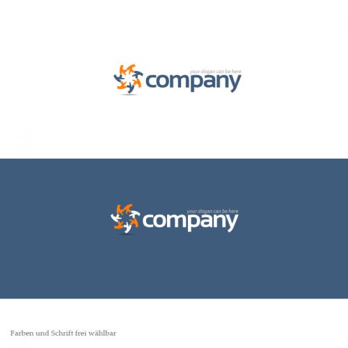 logo #577482