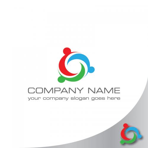 logo #733857