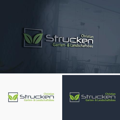 Logo & Visitenkarte für Garten- und Landschaftsbau