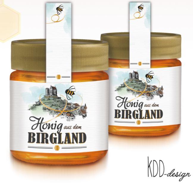 Design für Honigglas-Etikett gesucht